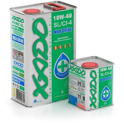 Xado_(10w-40-SL-CI-4)_1l_4l-400×400