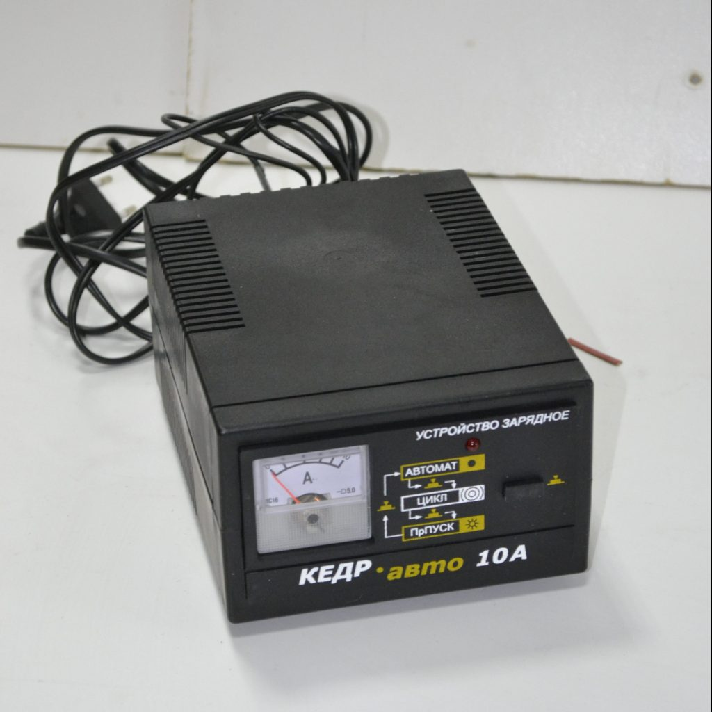 Схему зарядного кедр-авто