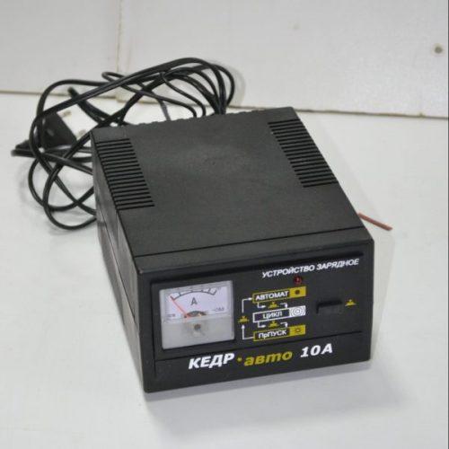 Зарядное устройство Кедр-Авто 10А