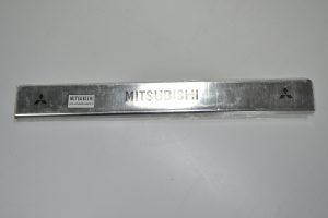 Накладки на пороги Mitsubishi Lancer, Outlander